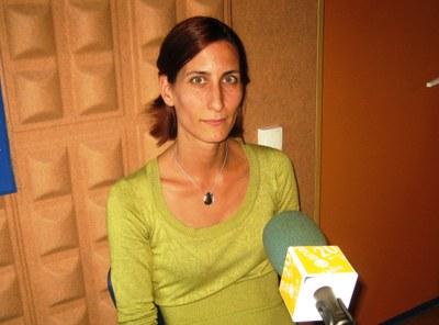 Arantxa Torres, regidora de cultura