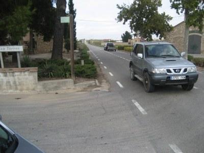 Es millorarà la seguretat en  l'accés a Can Torres i Rectoria