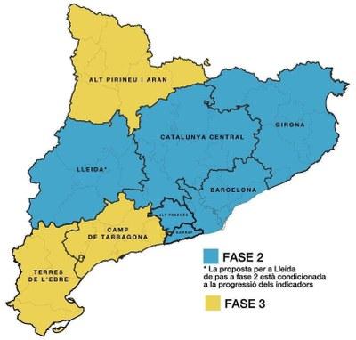 Es permet la plena mobilitat de l'Alt Penedès i el Garraf amb  Barcelona
