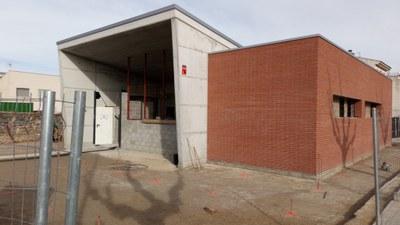 Es prepara el projecte d'urbanització d'una nova plaça a l'entorn del nou Consultori Mèdic de Moja