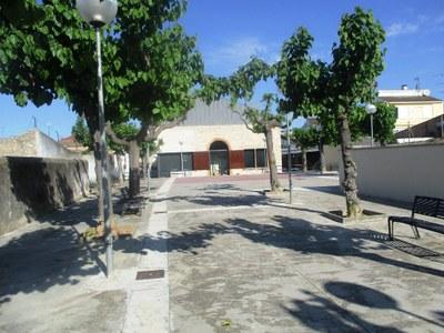 Es presenten els projectes de millora de la rambla Pau Casals i de la plaça Ametller de Moja
