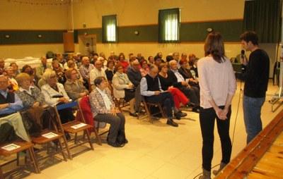 Es programa pel 5 de maig  la 3a Festa de la Gent Gran d'Olèrdola
