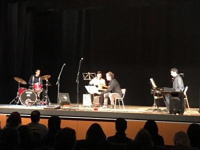 Les Festes de Sant Macari es tancaven amb el concert de l'escola municipal de música de Vilafranca
