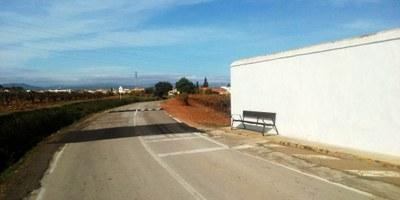 Es redacta la modificació del projecte del passeig de vianants entre el Celler Cooperatiu i el cementiri de Moja