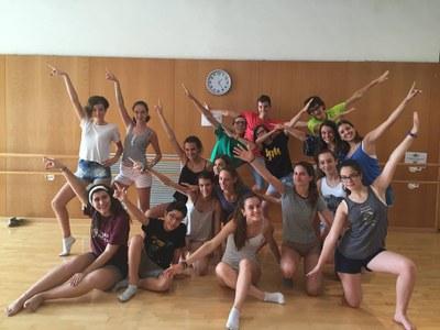 Espai de Veus estrena al Local Nou de Moja la seva adaptació del musical Grease