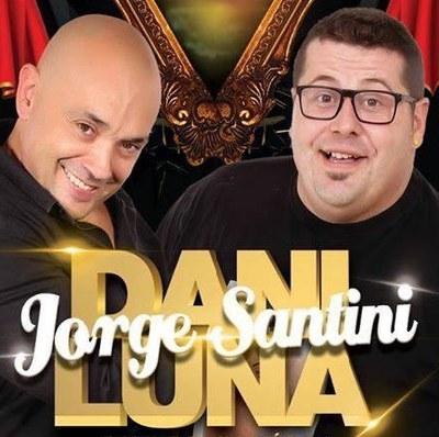 Espectacle de monòlegs aquest divendres al Local Nou de Moja amb Dani Luna i Jorge Santini