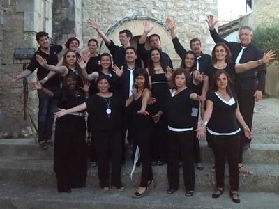 Essència de Gospel va actuar fa dos anys a Moja