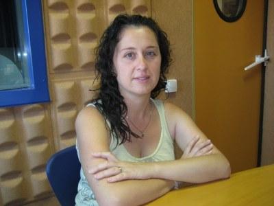 Estíbalix Leal, pregonera de la FM de Moja 2014