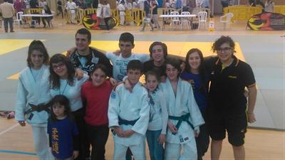 El Judo Olèrdola presentava 7 competidors