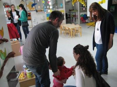 Èxit de les jornades de portes obertes a les escoles bressol d'Olèrdola