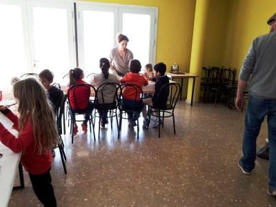 Famílies de Sant Miquel s'organitzen per oferir activitats lúdiques que dinamitzin el poble