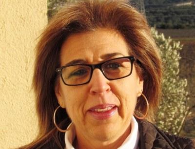 Fina Mascaró és la regidora portaveu del grup d'ERC