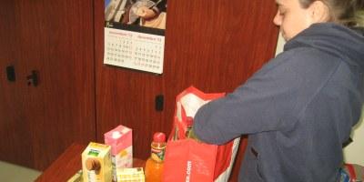 Fins aquest divendres està oberta la campanya solidària de recollida d'aliments a Olèrdola