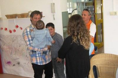 Dissabte 26 d'abril es va convocar a les escoles bressol jornada de portes obertes