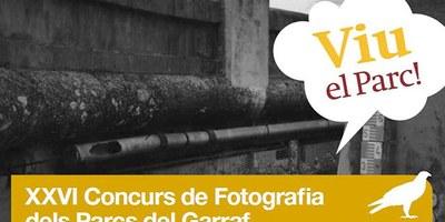Fins el 18 de novembre es poden presentar les obres per participar en el 26è Concurs de Fotografia dels Parcs del Garraf, Olèrdola i el Foix