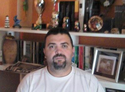 Paco Sánchez Balbín és l'actual entrenador del Cadet B