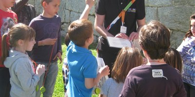 Gimcana i visita guiada a la ciutat medieval d'Olèrdola, aquest cap de setmana al Conjunt Monumental