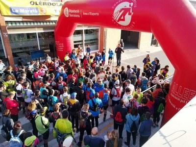 Gran èxit de participació a la Vallmoranta