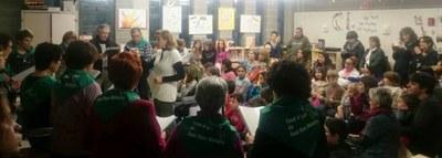 Gran participació en les activitats de Nadal organitzades per l'Ajuntament a les biblioteques