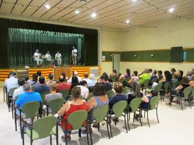 Grup de Joves i Societat, satisfets per l'àmplia participació registrada en la FM de Sant Pere