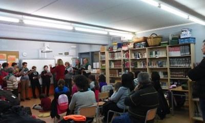 Ha començat el servei de Biblioteca Oberta a les biblioteques de les dues escoles d'Olèrdola