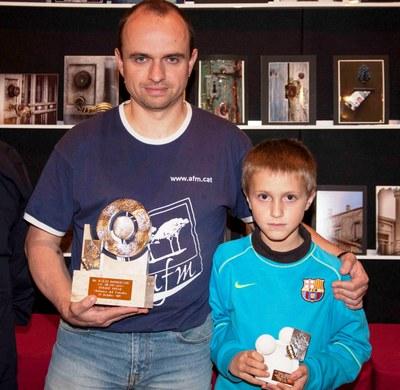 Ignasi i Sergi Pellisa, premiats en el Ral·li Fotogràfic