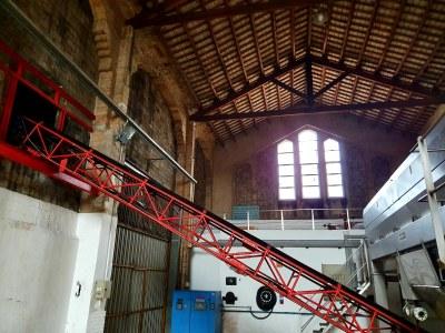 La ruta inclou la visita al Celler Cooperatiu, que enguany celebra 100 anys