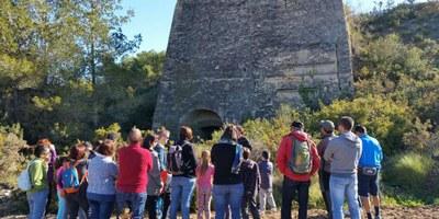Inscripcions obertes per participar en la segona de les rutes pel patrimoni que organitza l'Ajuntament d'Olèrdola