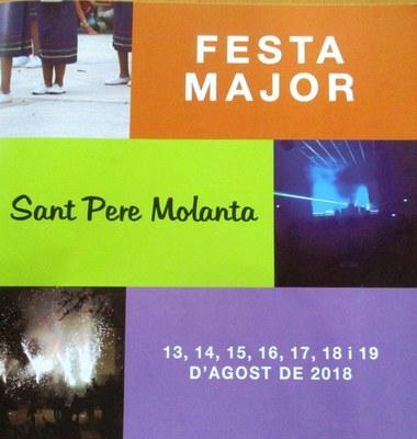Intercanvi de plaques de cava i campionat de truc per anar fent boca de la FM de Sant Pere Molanta
