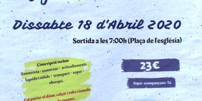 Ja es prepara la caminada de Moja a Montserrat
