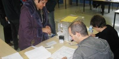 Ja han estat triats els membres de les meses d'Olèrdola per les eleccions del 25-N