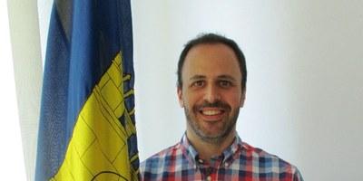Jordi Catasús, membre del govern municipal, fa públic que forma part de l'Assemblea de Càrrecs Electes de Catalunya