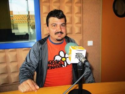 Jordi Pardo, pregoner la Festa Major de Sant Miquel 2015
