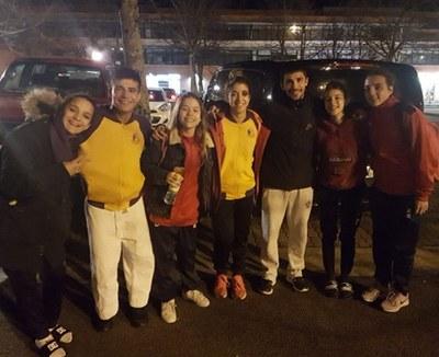 Júlia Queraltó, del Judo Olèrdola, obté el segon lloc en la Copa d'Espanya de categoria cadet