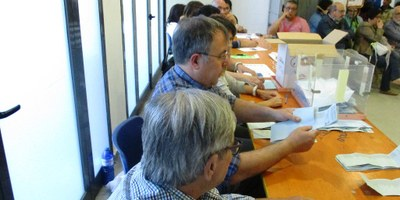 Junts per Catalunya guanya les eleccions europees a Olèrdola amb un suport del 35% dels vots