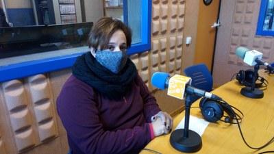 Mari Carme Villanueva, regidora del grup municipal de Junts per Olèrdola
