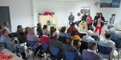 Junts per Olèrdola proposa la construcció d'una piscina i un camp de futbol 7 al costat de l'actual camp de futbol de Sant Pere Molanta