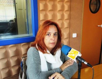 Mari Carme Villanueva, portaveu del grup municipal de Junts per Olèrdola