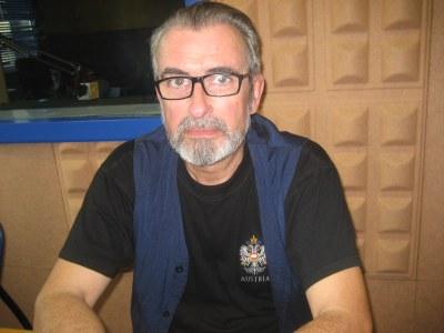 Pere Solé, president de l'ADF d'Olèrdola