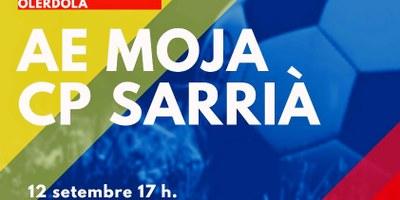L'AE Moja disputarà el partit del seu 50è aniversari contra el Vilafranca i s'enfrontarà al Sarrià en la 33a Copa Olèrdola