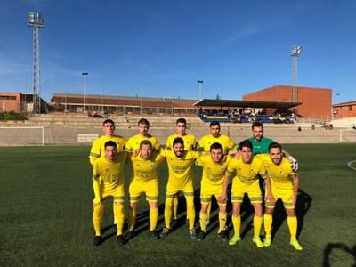 El Moja jugava el darrer partit el passat 7 de març