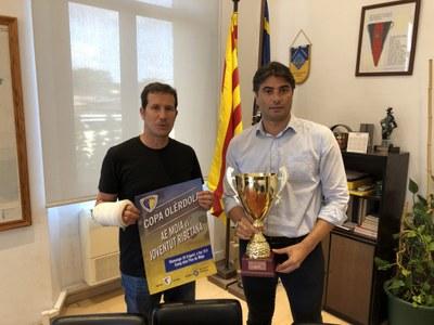 L'AE Moja i la Joventut Ribetana es disputaran la 31a Copa Olèrdola