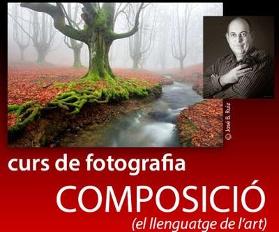L'AFM organitza un curs de composició amb el prestigiós fotògraf José Benito Ruiz