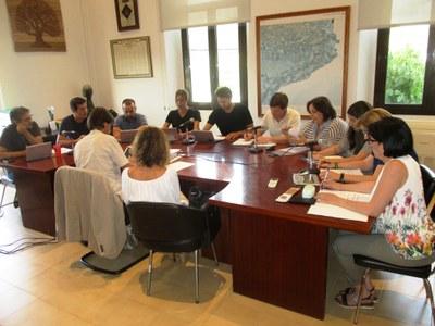 L'Agència Catalana del Patrimoni millorarà accessos i serveis a l'església del Conjunt d'Olèrdola