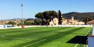 L'Ajuntament acorda per unanimitat la compra dels terrenys del camp de futbol de Sant Pere Molanta