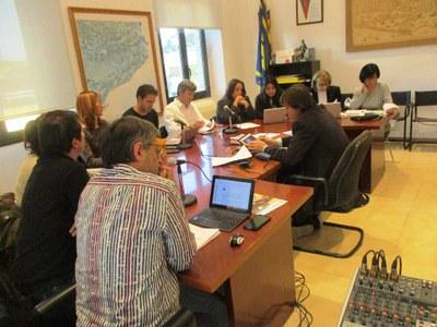 L'Ajuntament aprova una modificació de pressupost de 2M d'euros que inclou 1'7M per a  inversions