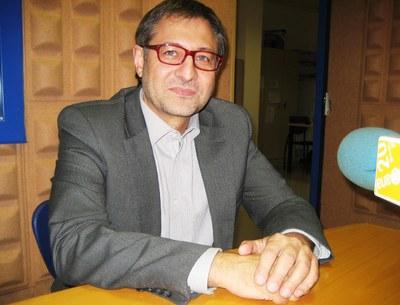 Xavier Serramià, regidor de Medi Natural