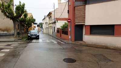 L'Ajuntament convoca per dimecres una reunió oberta als veïns de Moja  per a valorar els canvis de sentit de circulació