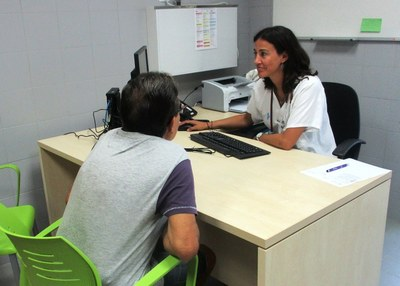 La doctora Marta Sanavia portava  4 anys treballant a Olèrdola