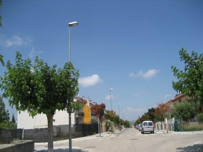 L'Ajuntament d'Olèrdola aplica mesures de racionalització de la despesa en l'enllumenat públic
